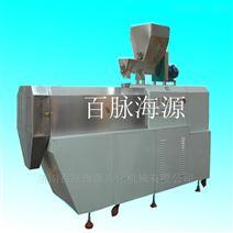 大豆组织蛋白生产线   拉丝蛋白加工设备