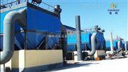 20万风量生物质锅炉除尘器降温阻火器厂家