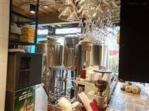 河北小型啤酒设备