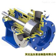 基于高粘度泵的聚乙烯醇縮甲醛膠粘劑輸送泵