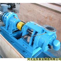 輸送酚醛樹脂泵采用內嚙合轉子泵