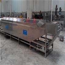 厂家直销----YY肉丸成型蒸煮机