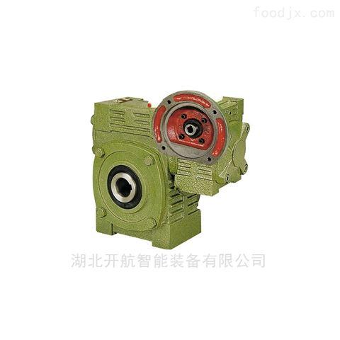 蜗轮蜗杆减速机性能