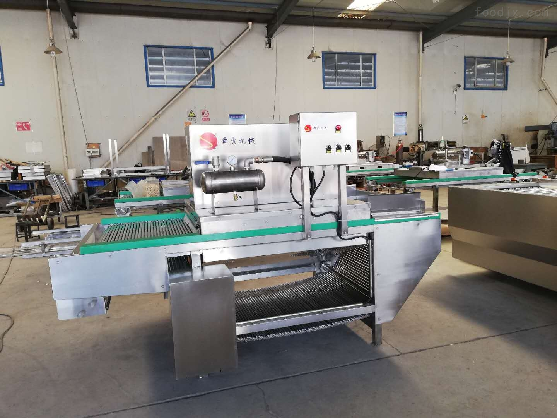 蒜米传送风干机清洗机成套设备