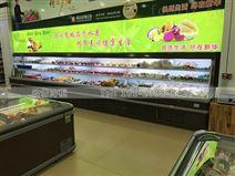南昌超市水果柜常规使用风冷还是直冷