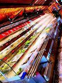 合肥超市冷柜风幕柜串串香喷雾柜保鲜