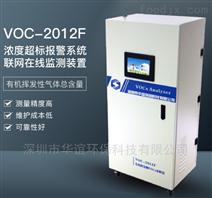 张家口有机挥发物超标预警系统(VOCS)