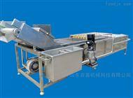 5200型 净菜筛板清洗机多功能净菜清洗前处理设备
