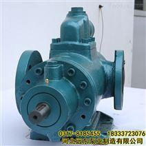 引進德國技術的三螺桿泵用磨煤機潤滑油泵