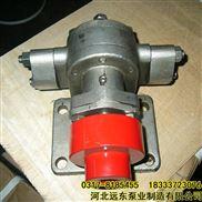 基于不锈钢齿轮泵的 输送葵花籽油泵