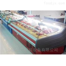 超市風冷式鮮肉柜