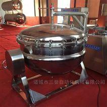 電加熱高溫蒸煮煮肉夾層鍋