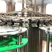 全自动巴氏奶饮料灌装机械设备