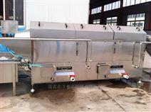 滚杠式玉米气泡清洗机优质不锈钢制造