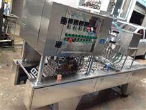 盒装水粉颜料自动灌装封口机 水颜料灌装机