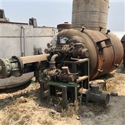 出售二手12吨不锈钢反应釜