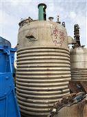 二手10噸不銹鋼反應釜現貨出售