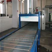 网带输送机_电加热不锈钢网带烘干输送机