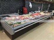 重庆超市生鲜冷柜2.5米大致要多少钱