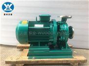 卧式耐腐蚀管道泵GDWP50-200A不锈钢增压泵