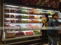 福建商用水果風幕冷柜尺寸與價格是多少