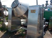 厂家出售二手3立方不锈钢双锥干燥机