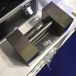 F2等级不锈钢砝码 20kg标准锁型法码