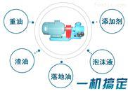 污油回收泵 焦油原料泵 高温齿轮泵