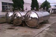 长期回收卧式杀菌锅