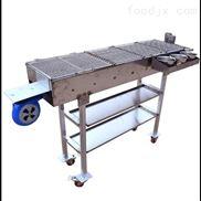 加厚不锈钢烧烤炉子户外 木炭 可折叠 便携