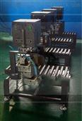 半自动排气压盖机