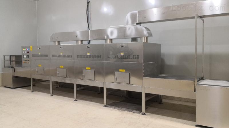 五谷微波烘焙设备生产厂家
