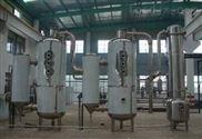 出售全新双效浓缩蒸发器全不锈钢设备厂家定做