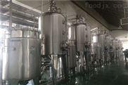 加工定做5吨三效降膜污水蒸发器 化工机械设备报价