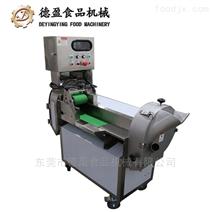 果蔬切分設備多功能雙頭切菜機德盈食品機械