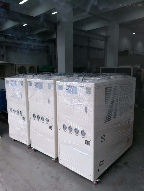 北京微电脑控制5HP风冷式冷水机