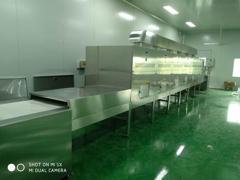 大虾微波烘烤机