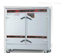 豪华型(双门)自动电气蒸柜