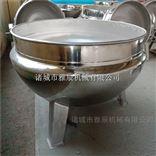 小龙虾蒸煮夹层锅