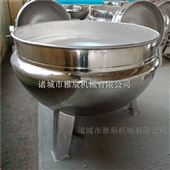 豆瓣酱固定式夹层锅