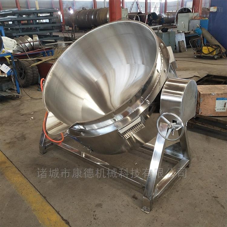大型燃气不锈钢煮锅 大型液化气煮肉锅