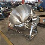 600L大型燃气不锈钢煮锅 大型液化气煮肉锅