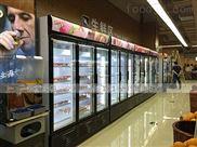冰柜订做LCB-1800A3Y-浙江冰柜订做2门便利店冷柜是什么价位