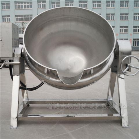 熬汤厨房自动电加热夹层锅蒸煮设备