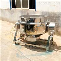 YC-300L燃气夹层锅可倾带搅拌