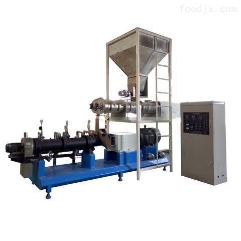 濟南飼料膨化設備生產線魚飼料設備