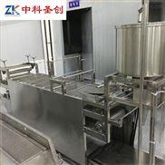 中科圣创豆腐皮生产机器 全自动干豆腐皮机 100型豆皮机价格