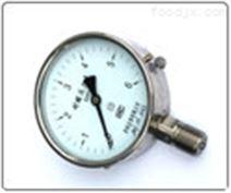 耐酸压力表