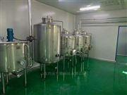 实验室果蔬饮料生产设备
