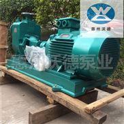 100ZW100-15无堵塞排污泵 沃德污水泵